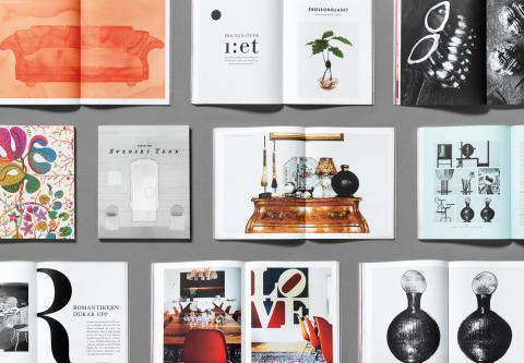Svenskt Tenn releases inspirational magazine