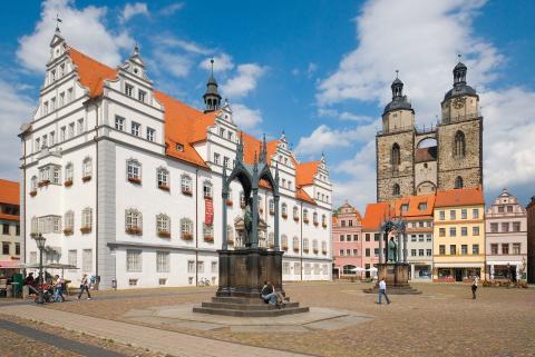 Pressresa i Cranachs och Luthers fotspår i Sachsen-Anhalt