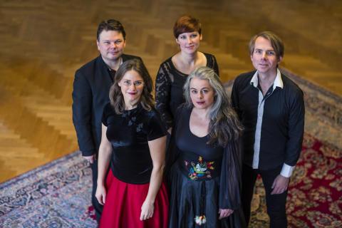 Scania Consort – nybildad svenska ensemble inom tidig musik – på Palladium 23 oktober