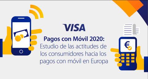 El 54% de los consumidores españoles usará su móvil para realizar pagos cada semana en 2020