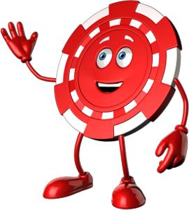 Mr. Chip - Cherrys officiella maskot