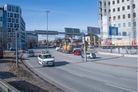 Måndag 16 april startar ombyggnationen av Östra Bangatan och Nobelgatan