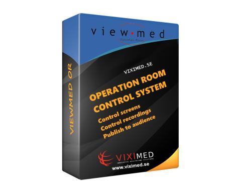 VIXIMEDS system VIEWMED OR förenklar arbetet, ökar produktiviteten och sänker kostnaden i och utanför operationsrummet