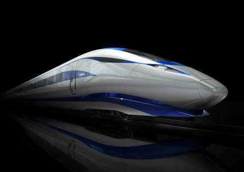 Hitachi Rail and Bombardier Transportation  open new HS2 development centre in Birmingham