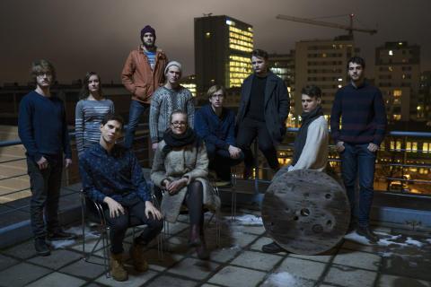 Sonisk hage – komponiststudentenes festival i festivalen