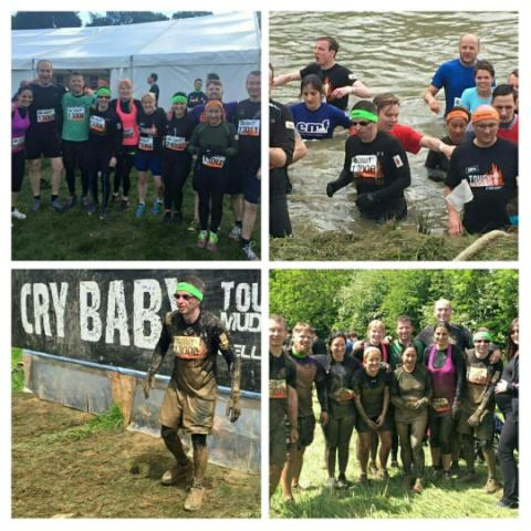 Finegreen MD Neil Finegreen completes Tough Mudder course this weekend!