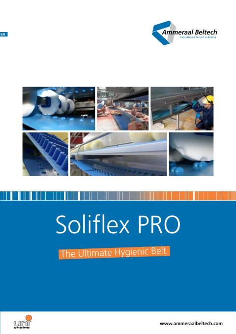 Soliflex pro, The Ultimate Hygienic Belt