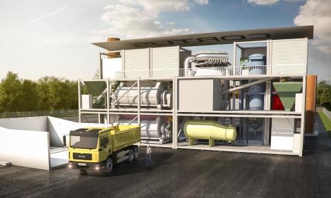 Energimyndigheten beviljar Cortus Energy stöd med 7,9 MSEK för investeringsfasen av projekt Probiostål i Höganäs 2017