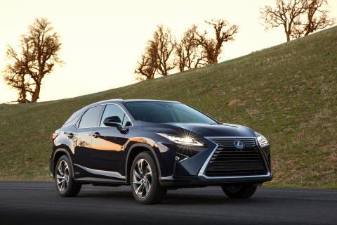 Nya Lexus RX