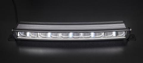 Trötta ögon i trafiken? Ny LED-rampserie från Strands utlovar lösning