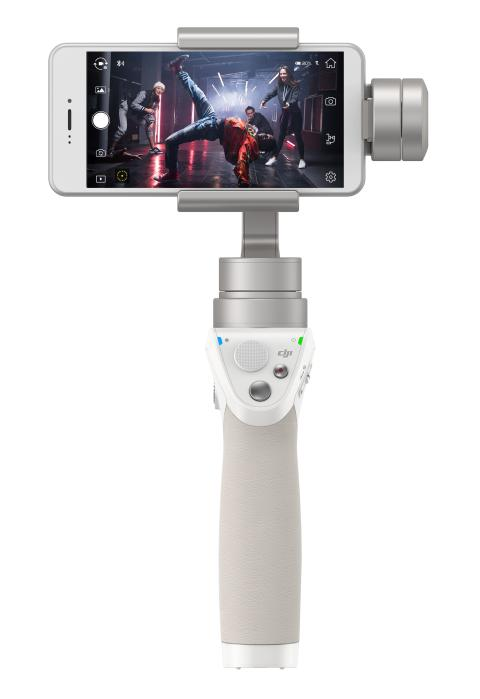 DJI Osmo Mobile Silver (product shot 1)