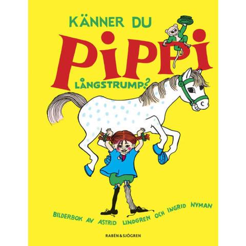 Barnens topp 10-böcker, Pippi är förebilden