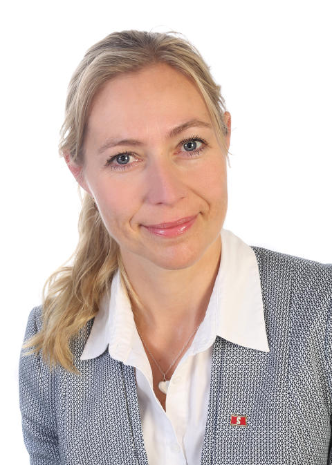 Katrin Verner, Freight Commercial Manager, Stena Line GmbH & Co. KG