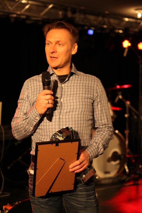 Årets norske industrikunde: Odfjell Drilling Technology