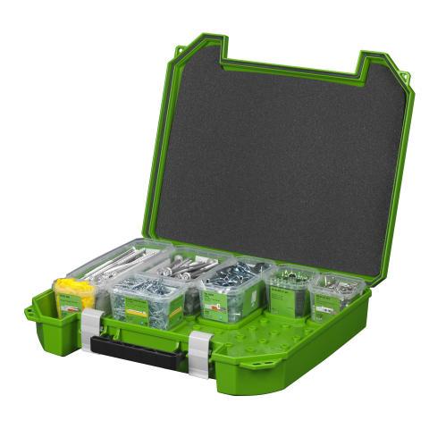 ESSBOX System öppen väska