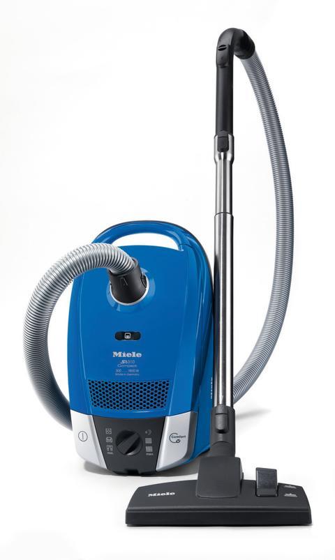 Miele S6:  Nya kompakta, energieffektiva och tysta dammsugare