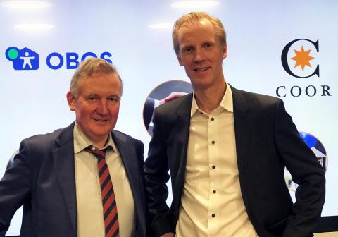 Pressemelding fra Coor og OBOS: Coor kjøper OBOS Eiendomsdrift AS