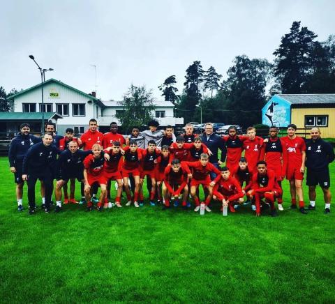 Golvimporten huvudsponsor till Borås Festival of Football