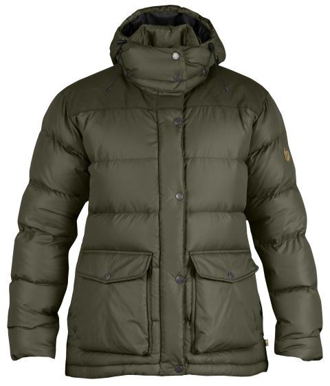 Övik down jacket W - FW2014