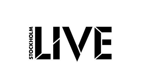 Stockholm Live logo