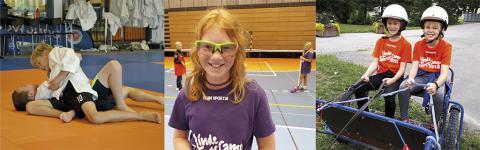 Målet är att fler barn ska fortsätta idrotta