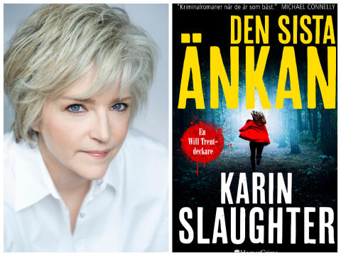 Thrillermästaren Karin Slaughter är tillbaka med ny hyllad och efterlängtad Will Trent-deckare