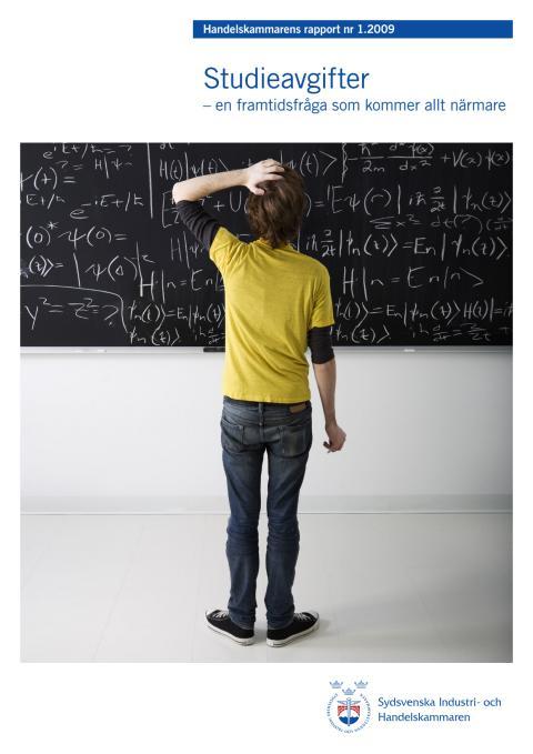 Studieavgifter- en framtidsfråga som kommer allt närmare