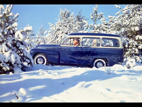 PV445 Duett, 1957