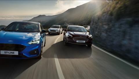 Ford dezvăluie noul Ford Focus: cel mai inovator, dinamic și fascinant Ford din toate timpurile se lansează la 20 de ani de la revoluționara primă generație