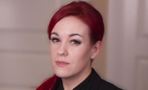 Amplifier Game Invest presenterar Linn-Marie Edlund