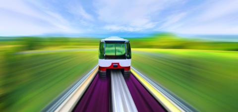 Nätverket Höghastighetsbanan träffade riksdagsledamöter