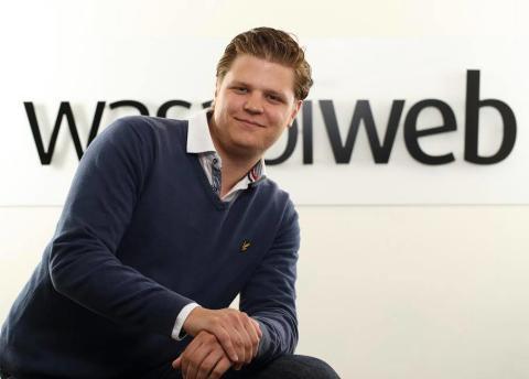 Wasabi Web AB,  Andreas Glimbrant (Uppsala)
