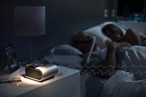 ResMed S9 CPAP patientbild
