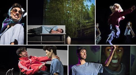 William Spetz hyllas för debutshowen – nu släpps fler föreställningar på Scalateatern