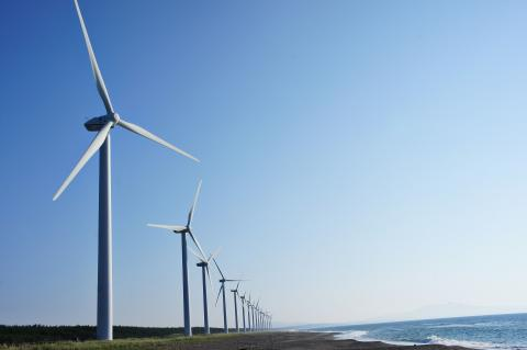Internationellt samarbete för hållbar vindkraft