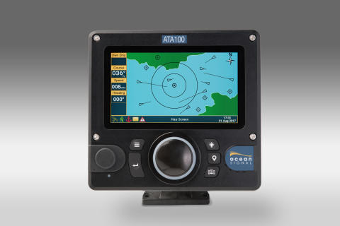 Ocean Signal - Seawork International: Ocean Signal Introduces New AIS Transponders for Workboat and Offshore Operators