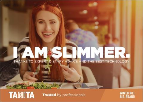 Tanita  I Am Slimmer Poster