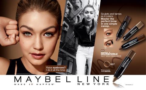 Maybelline BROWDrama Pomade Crayon