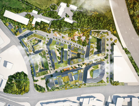 Visionsplan Haga Norra