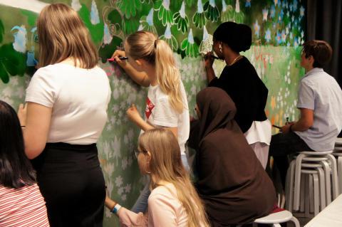 Pedagogiska aktiviteter för barn och unga, Göteborgs konstmuseum