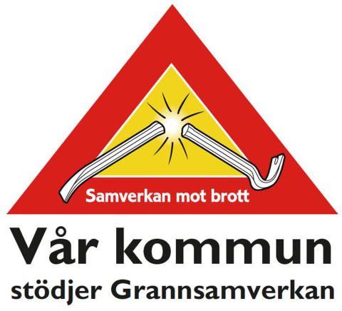 Kalmar kommun stödjer Grannsamverkan
