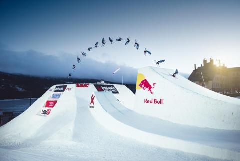 Fansen får rösta fram bästa Big Air-hoppet från JOI i Åre