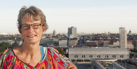 Agneta Persson, Global Director for Designing Future Cities, WSP
