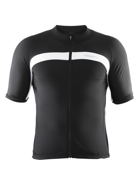Velo jersey (herr) i färgen black/white. Rek pris 700 kr.