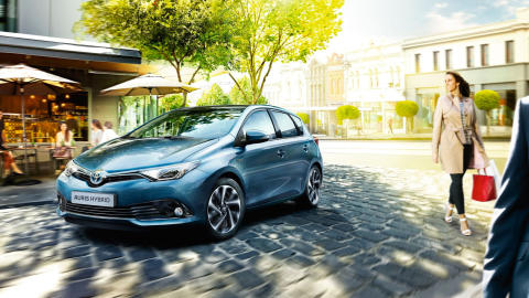 Privatleasing Toyota
