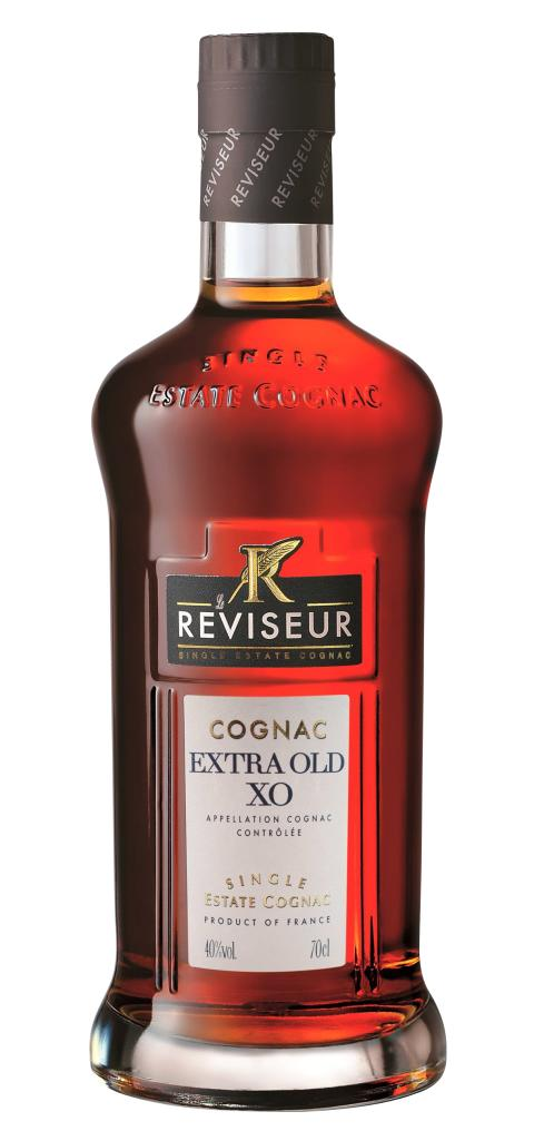 Le Reviseur XO - Single Estate cognac i ny design