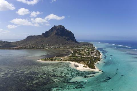 Mauritius_Le Morne von oben©MTPA_Bamba