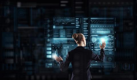 Framtidens sjöfart  - smarta fartyg, AI och digitalisering