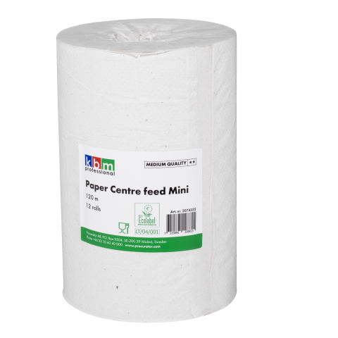 KBM Papper C-matat Mini 120m Kvalitet Medium