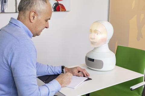 Intervjuroboten Tengai bidrar till en mer rättvis och fördomsfri intervjuprocess